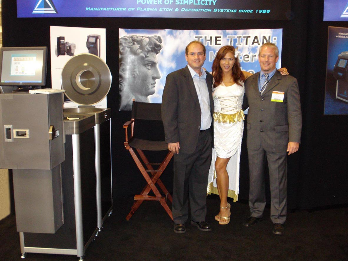 Trion Introduces the Titan at SEMICON West 2007