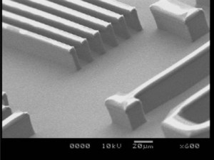 Silicon Etching | Trion Technology